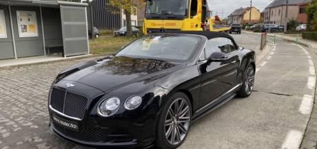 Politie neemt 23 patserbakken in beslag bij LuxuryCarSelection