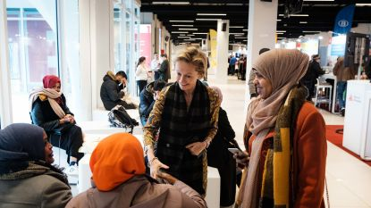 """Jobbeurs RAFC en Port of Antwerp groot succes: """"Mensen zien de haven nog te weinig als potentiële werkgever"""""""