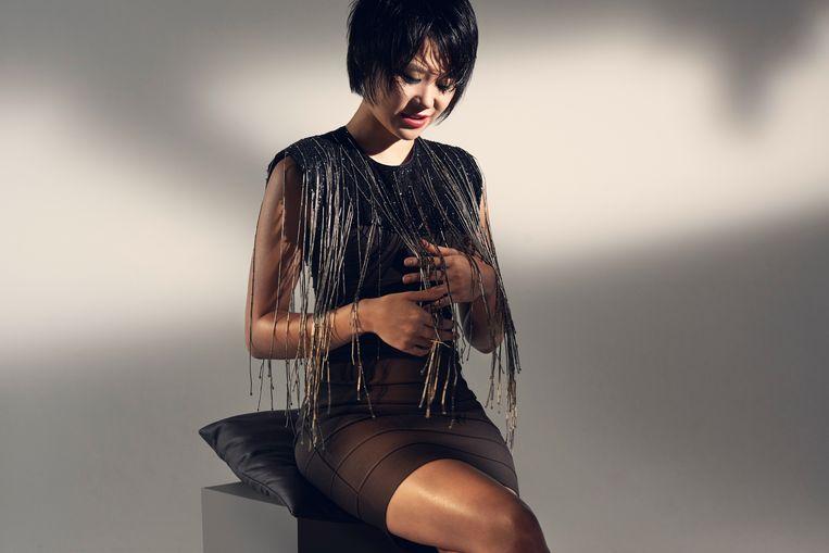 De Chinese pianiste Yuja Wang Beeld Norbert Kniat