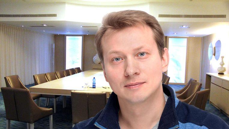 Gemeenteraadslid op Schiermonnikoog. Beeld