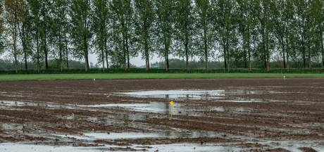 Kans op natte voeten het grootst in noordelijk deel Etten-Leur