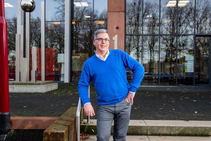 Wethouder Mark Paters hoopt verbeterpunten snel te kunnen toepassen.
