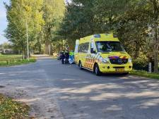 Jonge fietser gewond door botsing met auto in Bennekom