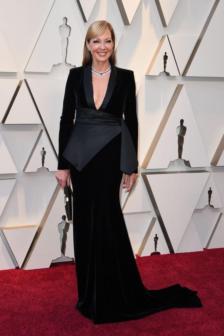 De Amerikaanse actrice Allison Janney uit 'I, Tonya'.