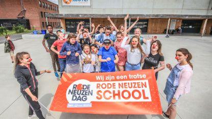 Al 1.126 inschrijvingen voor Rode Neuzen Dag:  ook Kortrijkse scholen doen mee