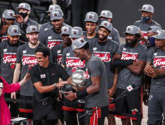 Hongerige LeBron James versus ex-club: Miami Heat en LA Lakers spelen finale NBA