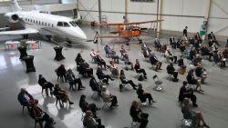 Afscheid in stijl voor Paula Marckx op háár luchthaven: stad noemt plein naar vrijgevochten zakenvrouw en journaliste