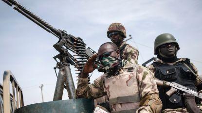 """Nigeriaanse soldaten: """"107 strijders van Boko Haram gedood"""""""