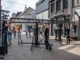 Vier 'poorten' met camera's moeten helpen om drukte Tilburgse binnenstad in te dammen