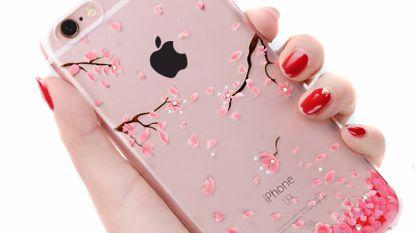 Als die te grote iPhone in het roze is, is het dán goed?