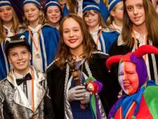 Installatie jeugdraad Stijloren, Prinses Charlotte assisteert prins Joris1