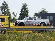 Man botst op auto Verkeersbeheer in Waalwijk en blijkt geen rijbewijs te hebben