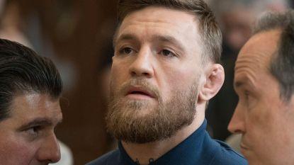 Ierse kooivechter McGregor weer vrij na betalen van 50.000 dollar borg