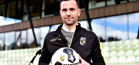 Bruns kiest voor nummer 10 bij Vitesse