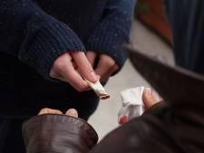 Bewoners Eindhovense Generalenbuurt zijn drugsoverlast jeugd meer dan zat