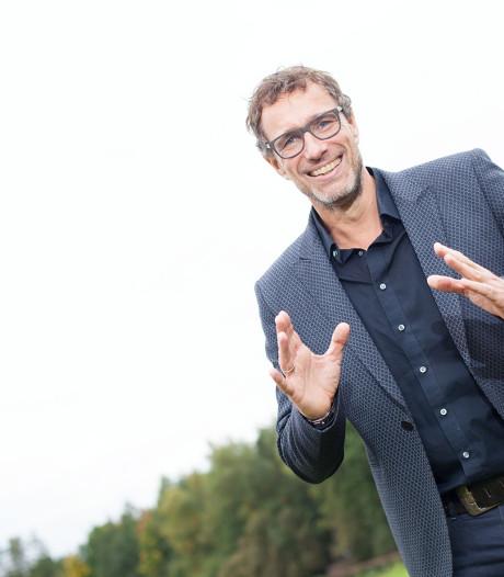 Ali B testcase voor nieuwe boek van Arko van Brakel uit Apeldoorn: Ondernemen met impact