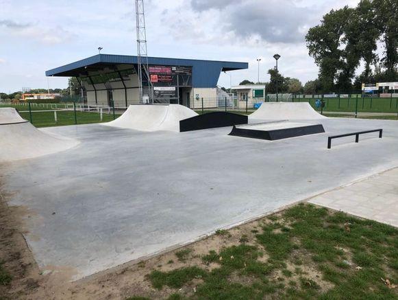 Het Zedelgemse skatepark