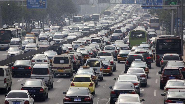 china telt over tien jaar meer dan 200 miljoen auto 39 s milieu wetenschap planeet hln. Black Bedroom Furniture Sets. Home Design Ideas