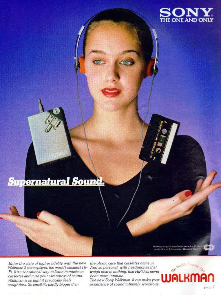 Sony nostalgie Beeld