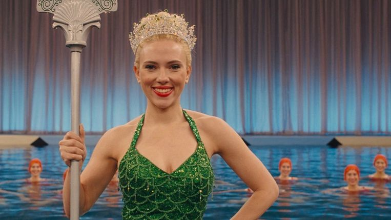 Scarlett Johansson. Beeld