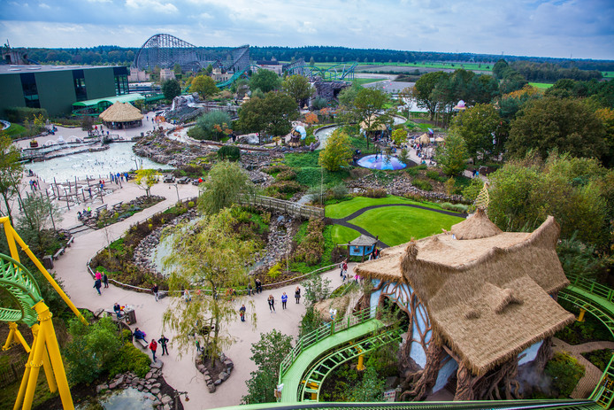 Toverland in Sevenum.