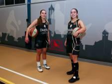 Bredase basketbalzusjes maken debuut op hoogste niveau: 'We zijn supertrots'