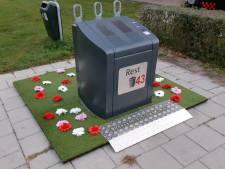 Groen 'parkje' in strijd tegen Waalwijkse afvaldumpers