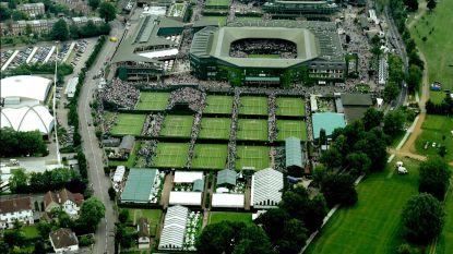 Tenniscomplex Wimbledon binnenkort drie keer zo groot