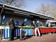 HTM gaat weer normaal rijden langs de Haagse markt