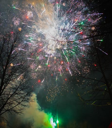 Vuurwerkschade in Hof van Twente ruim 22.000 euro