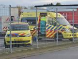 Man gewond geraakt op bedrijventerrein Nieuwe Bredase Baan