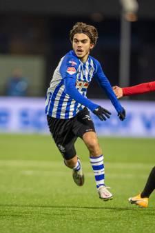 FC Eindhoven start ook tegen NEC slecht en komt snelle achterstand niet te boven