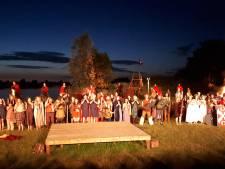 'Julius Caesar' keert niet meer terug aan Maas
