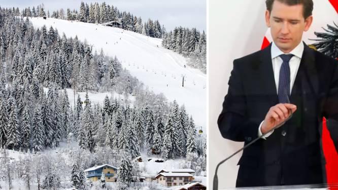 Ook Oostenrijk houdt skigebieden tijdens kerstvakantie gesloten voor toeristen, druk op Zwitserland neemt toe