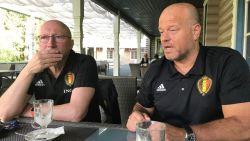 """Verhaeghe en Van Puyvelde willen voortschrijven aan succesverhaal onder Martínez: """"Hier stopt het niet! We gaan proberen om het EK te winnen"""""""