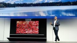 """Samsung adviseert slimme tv's """"om de paar weken"""" op malware te scannen"""