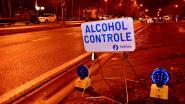 Nachtelijke controleactie: drie rijbewijzen ingetrokken, één auto in beslag genomen