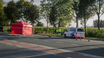 Tiener (14) doodgereden op kruispunt in Kluizen