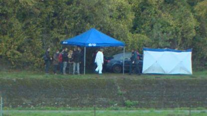 Man duwt auto met lijk vrouw in koffer van brug in Namen, verdachte opgepakt