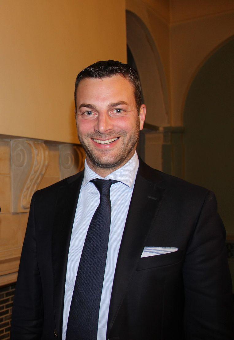 Schepen Ignace Michaux (CD&V).