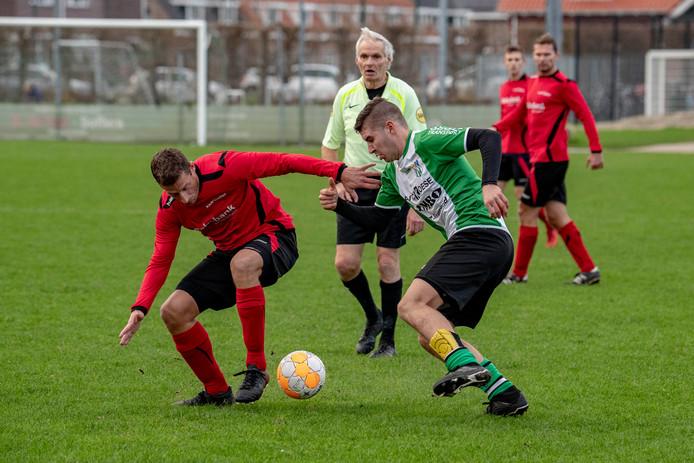 WHS speelt de derby van Tholen tegen Noad'67.