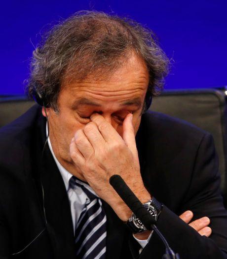 De val van Michel Platini: van vedette tot verdachte