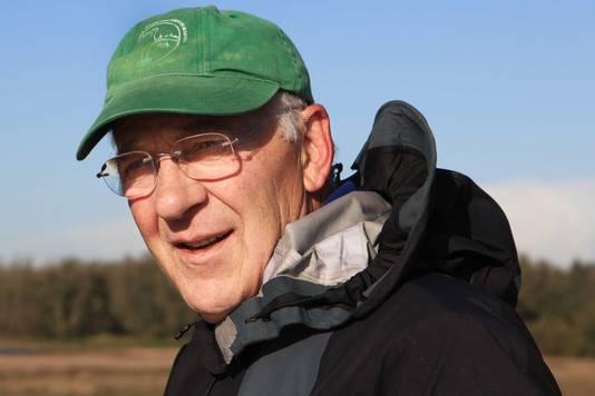 Cor van Dalen, bestuurslid Stichting Lingewaard Natuurlijk.