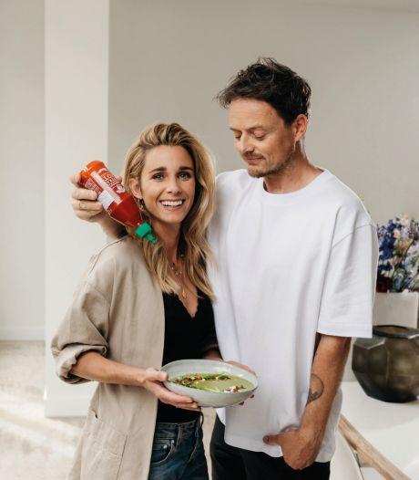 Hij grote honger en zij liever iets lichts? Kookboek Ellen Hoog lost het op: 'Hoeft niet meer tijd te kosten'