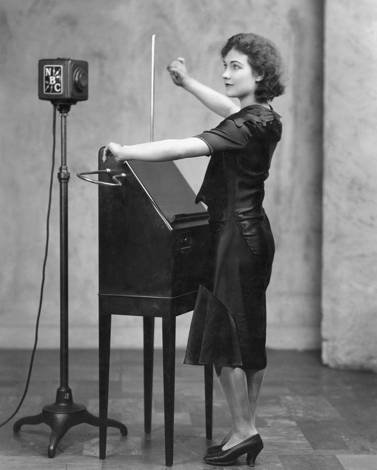 'Fascinerend instrument, bijna onmogelijk te bespelen.' Beeld Getty
