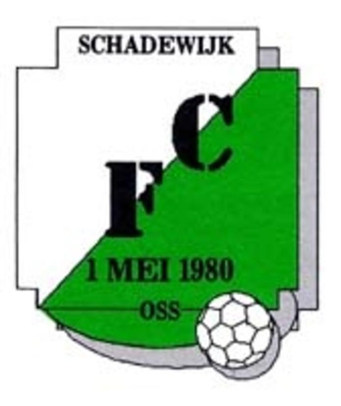 Het logo van FC Schadewijk