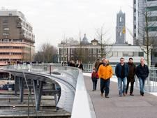 Petitie voor trappen aan Moreelsebrug