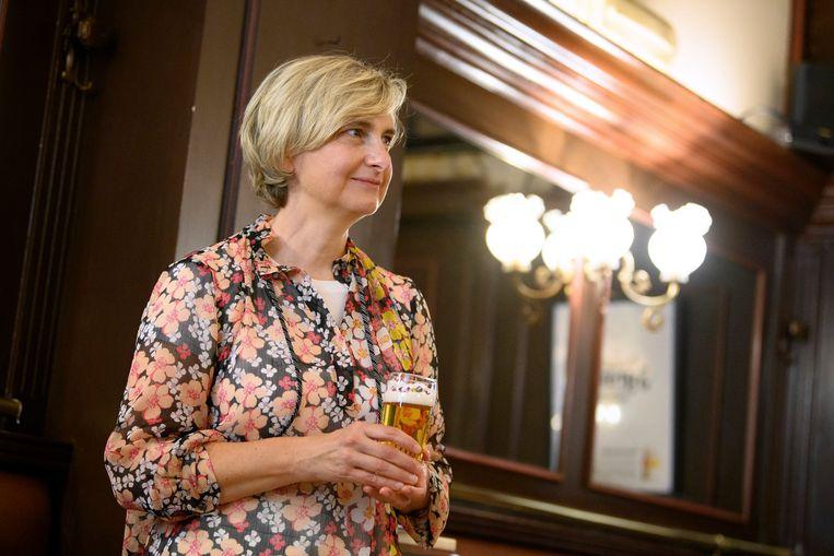 Vlaams minister van Economie Hilde Crevits (CD&V).