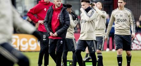 Ten Hag blij met verzetten Ajax-PEC: 'Het gaat om de punten'