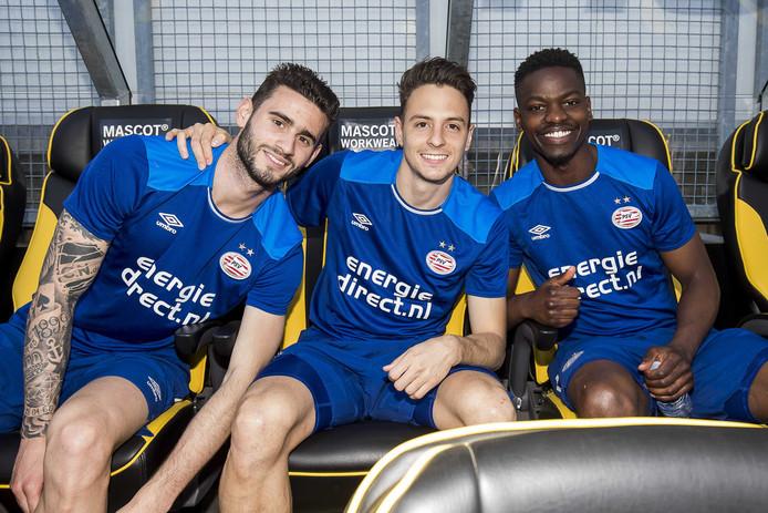Bij Roda JC begon een aantal basisspelers van PSV op de bank. Gastón Pereiro en Santiago Arias zijn vertrekkandidaten bij PSV. Nicolas Isimat-Mirin ziet zelf een langer verblijf wel zitten.